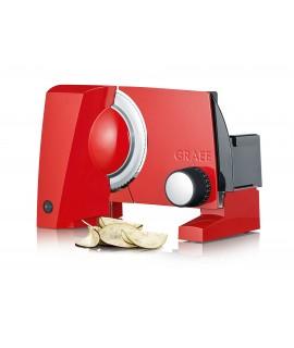 GRAEF S100 pjaustyklė, raudona