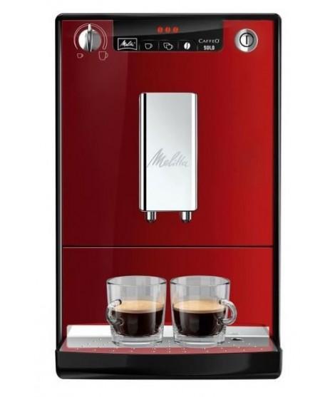 Melitta E950-104 Solo raudona espresso